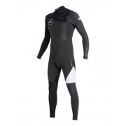 Quiksilver Длинный мужской гидрокостюм (фулсьют) с нагрудной молнией Highline Performance 3/2mm