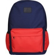 Alvaro ALC-BP007 4.5 L Backpack(Blue, Red)