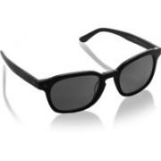 Gant Rectangular Sunglasses(Black)