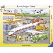 Пъзел Ravensburger 40 елемента, Летище, 706257