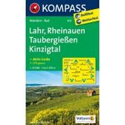 - Lahr - Rheinauen - Taubergießen - Kinzigtal: Wanderkarte mit Aktiv Guide und Radwegen. GPS-genau. 1:25000 - Preis vom 02.04.2020 04:56:21 h