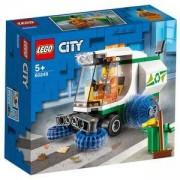 Конструктор Лего Сити - Машина за метене на улици, LEGO City Great Vehicles 60249