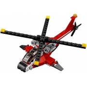 Lego 31057 Red LEGO Helicopter