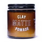 The Mailroom Barber Co Matt Clay Pomade 3.5 oz Grooming