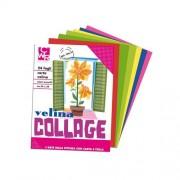 Cwr Conf. 24 Fogli Carta Velina Cm 24X34 Colori Assortiti