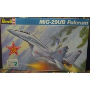 MIG-29UB Fulcrum by Revell