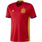 Jersey Adidas De España Local Para Hombre 2017 - Rojo