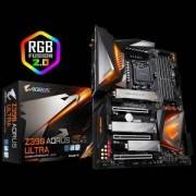 MB GIGABYTE Z390 AORUS ULTRA, 4xDDR4 4400, PCI-E 3.0 x16, HDMI, USB-C
