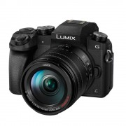 Panasonic Lumix DMC-G7 Aparat Foto Mirrorless Kit cu Obiectiv Lumix Vario 14-140mm f/3.5-5.6 POWER OIS