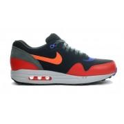 Nike Air Max 1 Essential 537383-017 Zwart Rood-45.5
