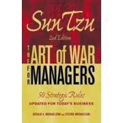 Sun Tzu: The Art of War for Managers: 50 Strategic Rules Updated for Today's Business, Paperback