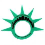 Fun Statue of Liberty Crowns Hats Visors and Caps. (Made in USA) Liberty Costume Hats for New York City Theme Parties