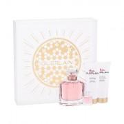 Guerlain Mon Guerlain Florale confezione regalo eau de parfum 100 ml + eau de parfum 5 ml + lozione corpo 75 ml + doccia gel 75 ml donna