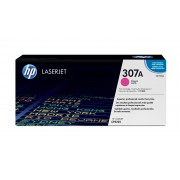 HP Color LaserJet CP5225 Mgnt Crtg Contains one Magenta print cartridge that prints 7.3K each using ISO/IEC 19752 yield standards