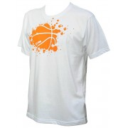 Camiseta NBB Ball Splash - GG