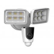 Imou Floodlight Cam Câmara de Segurança Exterior 1080P com Refletores