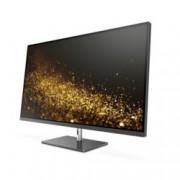 """Монитор HP Envy 27s, 27"""" (68.58 cm) IPS панел, 4K/UHD, 5.4 ms, 10 000 000:1, 350 cd/m2, DisplayPort, HDMI"""