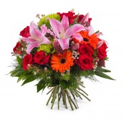 Interflora Ramo de flor variada - Flores a Domicilio