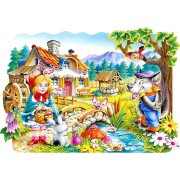 Puzzle Castorland - Little Red Riding Hood, 20 piese XXL (2160)