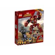 Distrugerea lui Hulkbuster 76104 LEGO Super Heroes