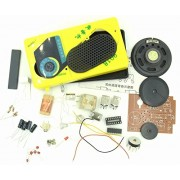 TEKNON Radio AM High-sensitivity IC Using Superheterodyne Receiver Production Kit 9018 IC