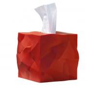 essey - Wipy-Cube Tuchbox, rot