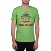 Tricou PAUL FRANK Green