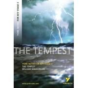 York Notes for KS3 Shakespeare: The Tempest, Paperback/William Shakespeare