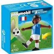 Комплект Плеймобил 4737 - Фуболист Франция, 290738