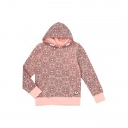 Review for Teens Hoodie mit Allover-Muster