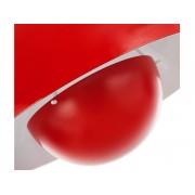 Famous Design Suspension Panton Flowerpot - Rouge