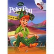 Disney Audiobook. Peter Pan carte + CD