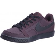 Nike Men's Dynasty Lite Low Deep Burgundy,Black Leather Casual Sneakers -11 UK/India (46 EU)(12 US)