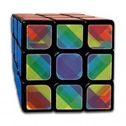 Cube Game Magic Speed Cubes Colors Shapes Pattern Custom Easy Turning And Smooth Play Hands Dice Puzzles