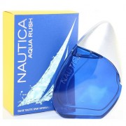 Nautica Aqua Rush 100Ml Per Uomo (Eau De Toilette)