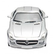 New Ray 1:24 Mercedes Benz SLS AMG 2010, Silver