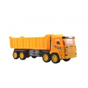 Lukas Dump Truck for Kids, Dumping Truck Toy, Push and Go Toy for Kids, Dumper Truck for Kids
