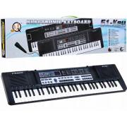 Orga electronica multifunctionala 61 clape MQ-829USB cu Boxe,MP3,USB si Microfon