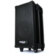 Ibiza Equipo PA portátil activo de 160 W con CD y USB (PORT-8-MINI)