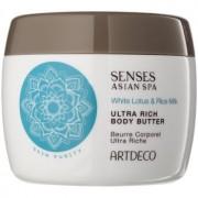 Artdeco Asian Spa Skin Purity manteca corporal extra-nutritiva White Lotus & Rice Milk 200 ml