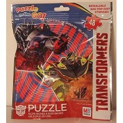 Hasbro Transformers 48 Piece Puzzle on the Go!