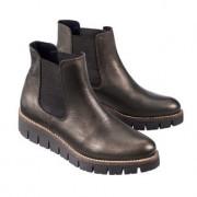 Apple of Eden Chelsea-Boots, 39 - Bronze