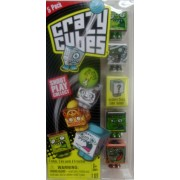 Crazy Cubes - 5 Pack Monster Theme