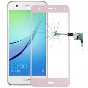 Para Huawei Nova 0.26mm 9h Dureza Superficial A Prueba De Explosiones De La Pantalla De Seda De Vidrio Templado Full Screen Film (oro Rosa)