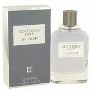 Gentlemen Only For Men By Givenchy Eau De Toilette Spray 3.4 Oz