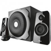 Тонколони TRUST Tytan 2.1 Subwoofer Speaker Set - black - 19019