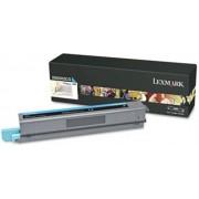 Toner Lexmark X925H2CG (Cyan - de mare capacitate)