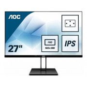 AOC Monitor AOC 27V2Q (27'' - Full HD - LED IPS)
