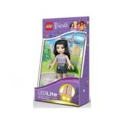 Lego Friends - Emma - Porte Cle Mini Lampe De Poche