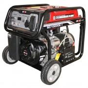 Generator De Curent Monofazat Senci, Sc-10000E, Putere Max. 8.5 Kw, Avr, Motor Benzina